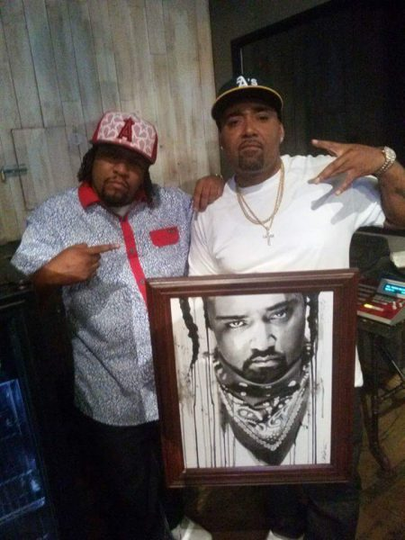 Mack 10 and Frank Gibson